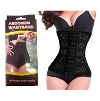 Seamless corrective corset for thin waist and weight loss made of breathable material, postpartum corset, Abdomen Waistband