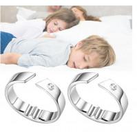 Anti-snoring magnetic ring