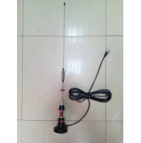 Mobile CB antenna for car radio stations