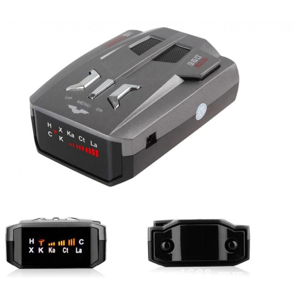 Car radar detector, radar recognition, road radar