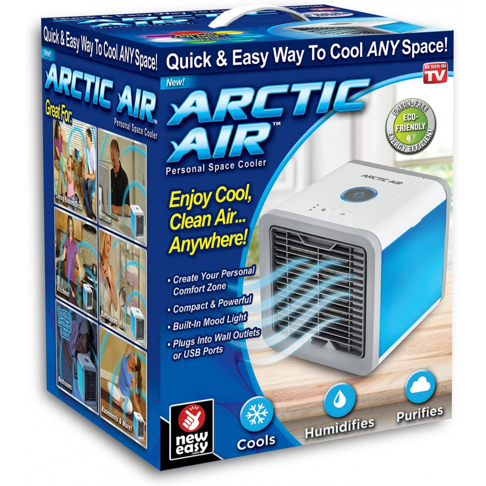 Portable air cooler, air conditioning Arctic Cooler fan