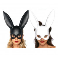 Playboy Rabbit Bunny Face Mask