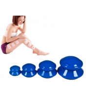 Cups Rubber Massage Relaxation Suction Cupping Therapy Sets
