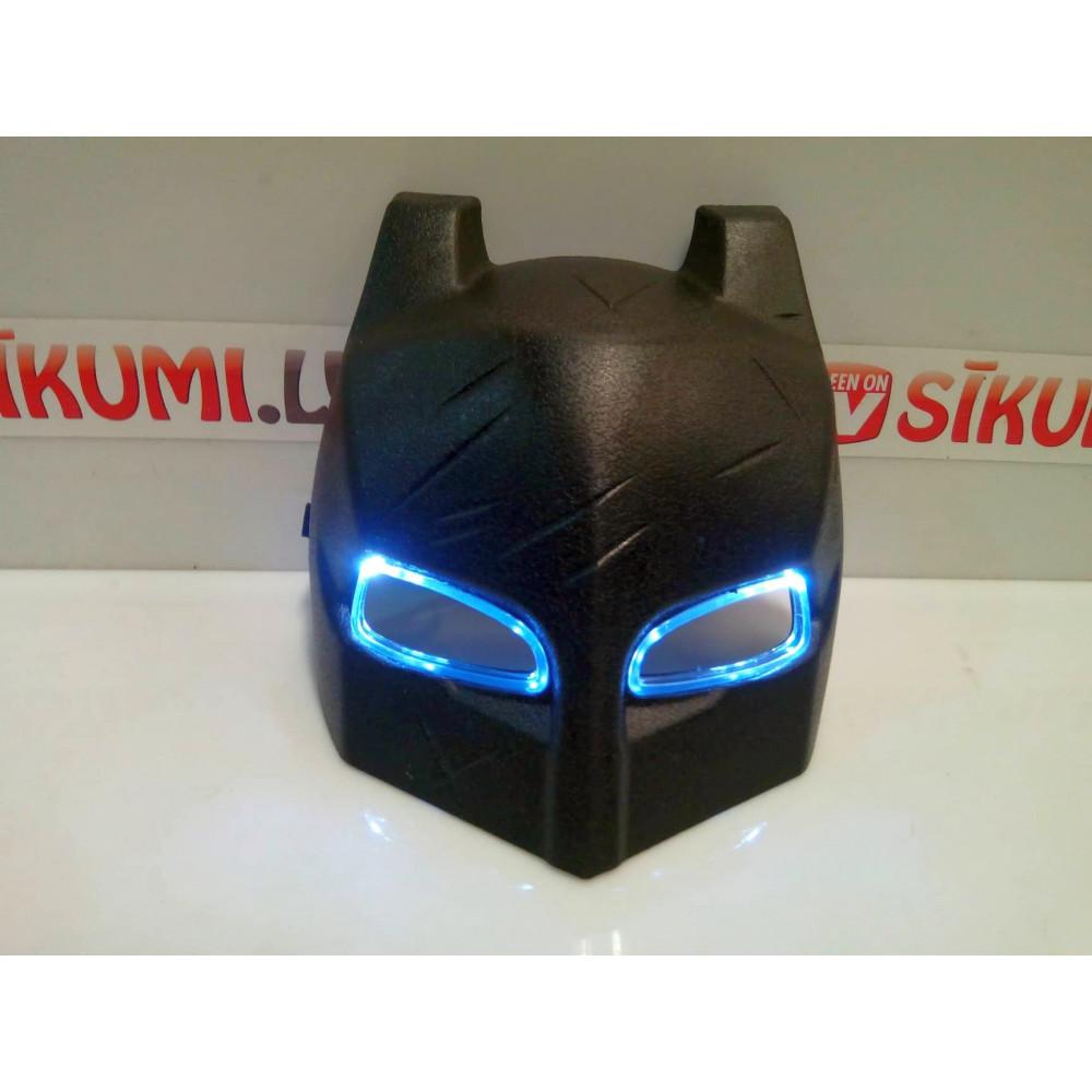 Luminous LED mask of Batman DC from the cartoon Lego