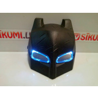 Luminous LED mask of Batman from the cartoon Lego