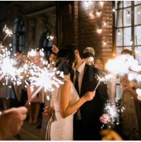Long sparklers, 5 pcs x 70 cm