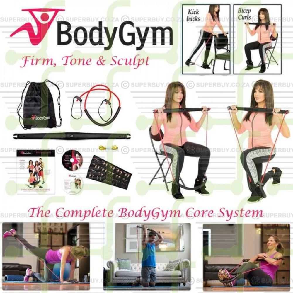 BodyGym Portable Home Gym