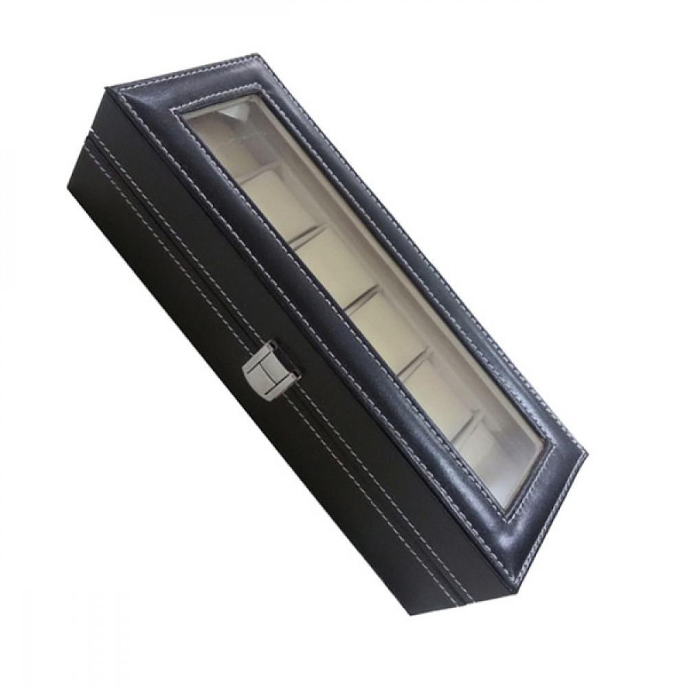 Stilīga kastīte pulksteņu uzglabāšanai