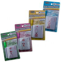 Interactive flashcards for learning addition, subtraction, division, multiplication + marker