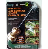 Brass Nozzle Water Hose Nozzle
