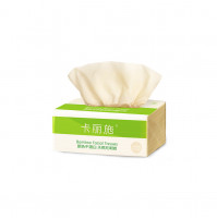 Natural bamboo tissues Carich premium from Green Life