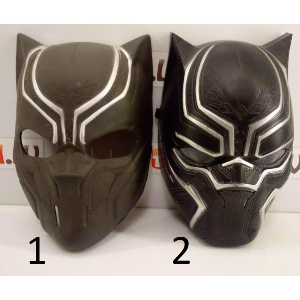 Black Panther Catwoman Face Mask