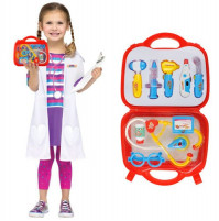 Developing interactive kit of Doctor Little Doctor Playset