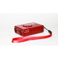 Personālais portatīvais ultraskaņas suņu atbaidītājs Pērkons 250M
