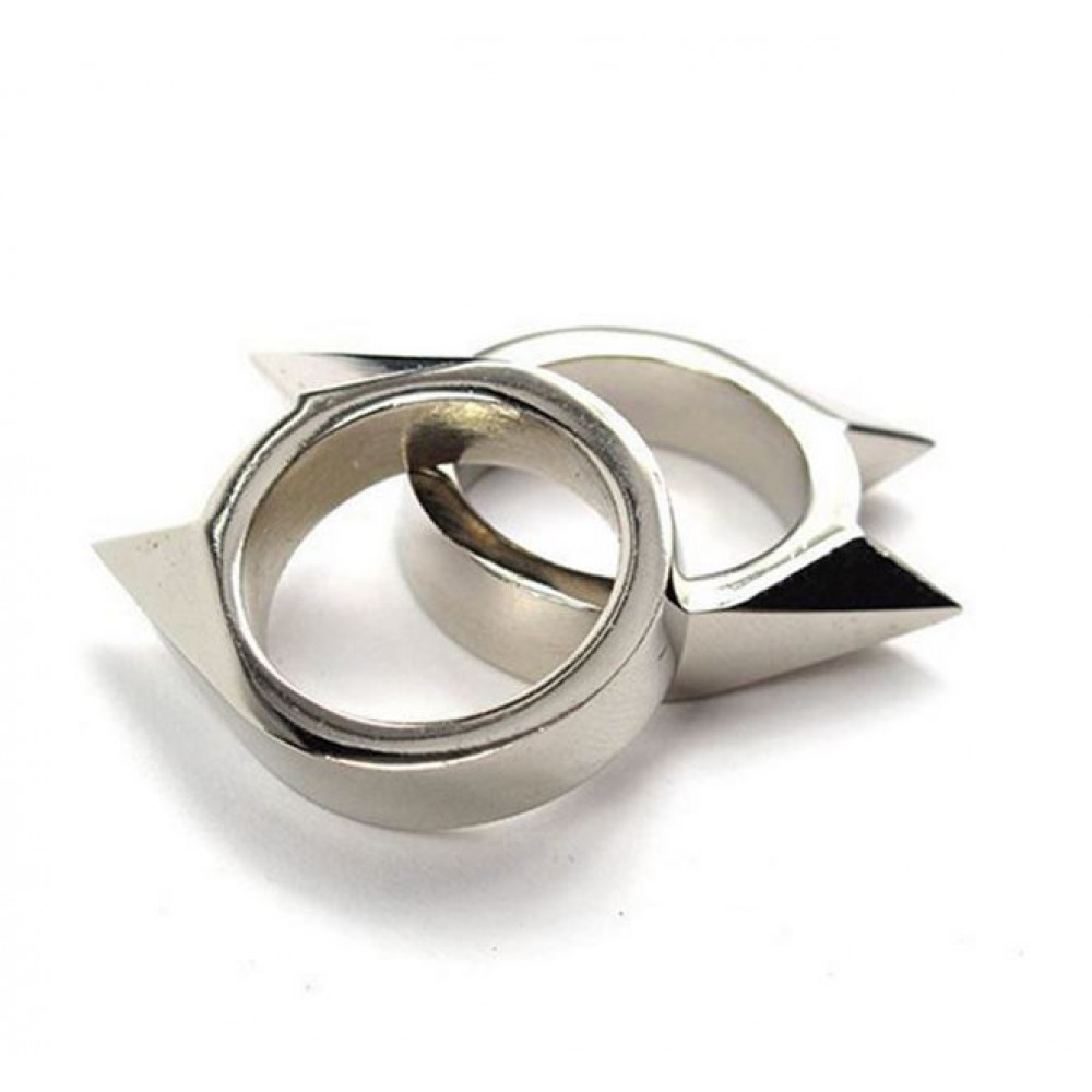 Tactical ring for self-defense Cats ears - universal survival tool