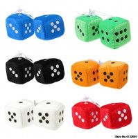 Soft cube - Toy Playing Dice, 1 pcs