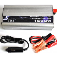 Auto inverter, power adapter (12v - 220v) 1500w inverter