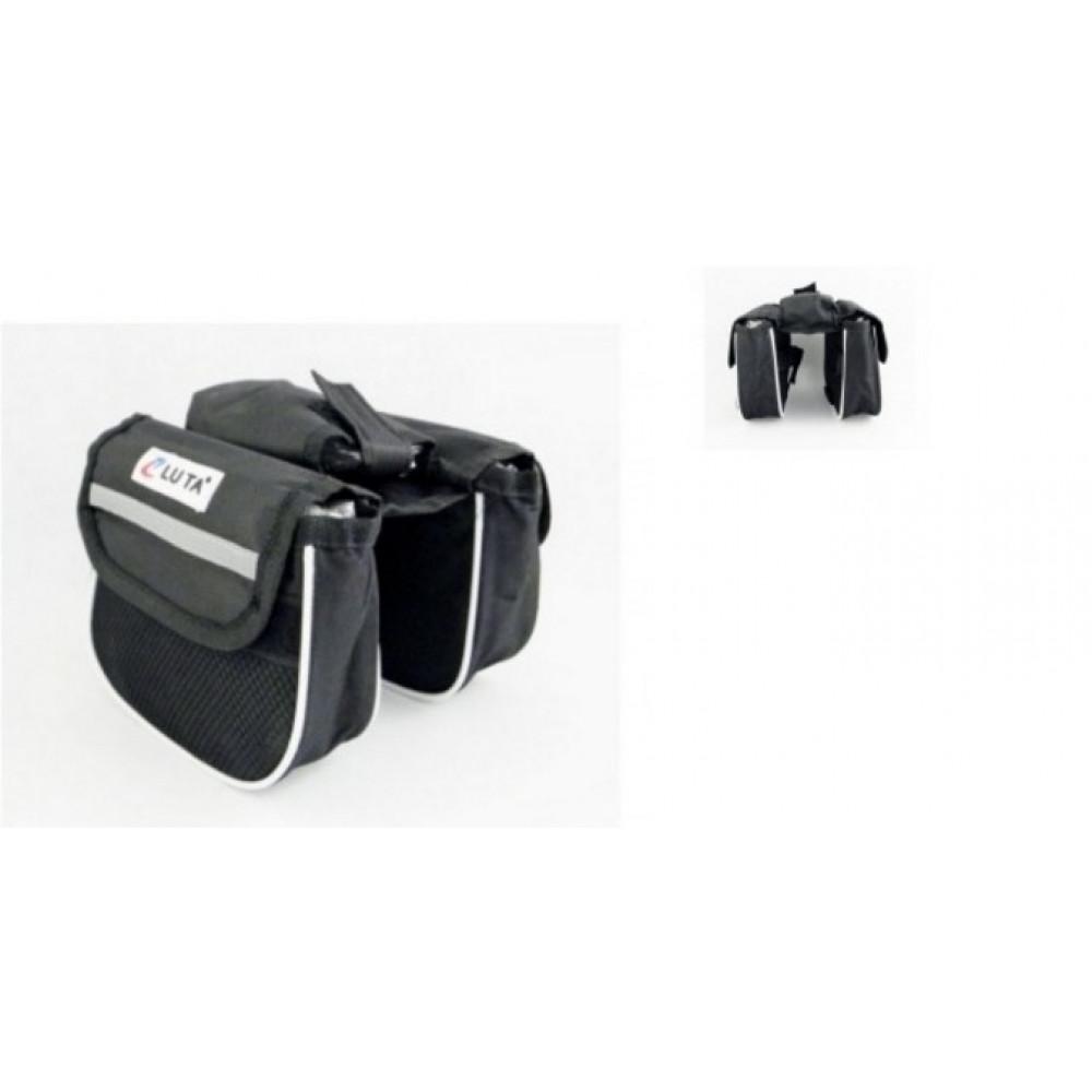 Bicycle pannier bag small