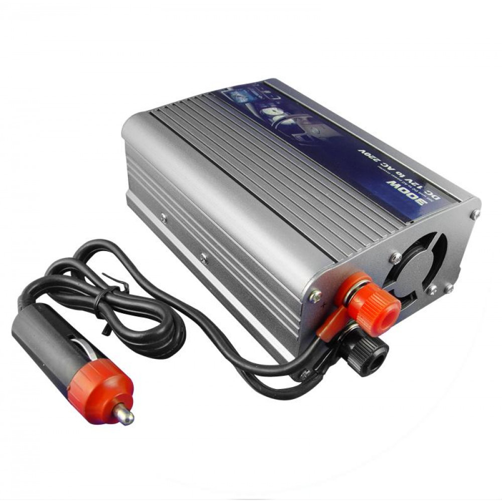 Car power inverter 12V / 220V, 300W