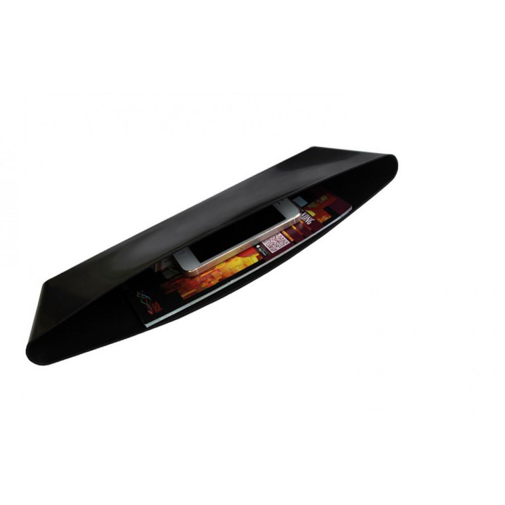 Car Seat Slit Pocket Seam Bag