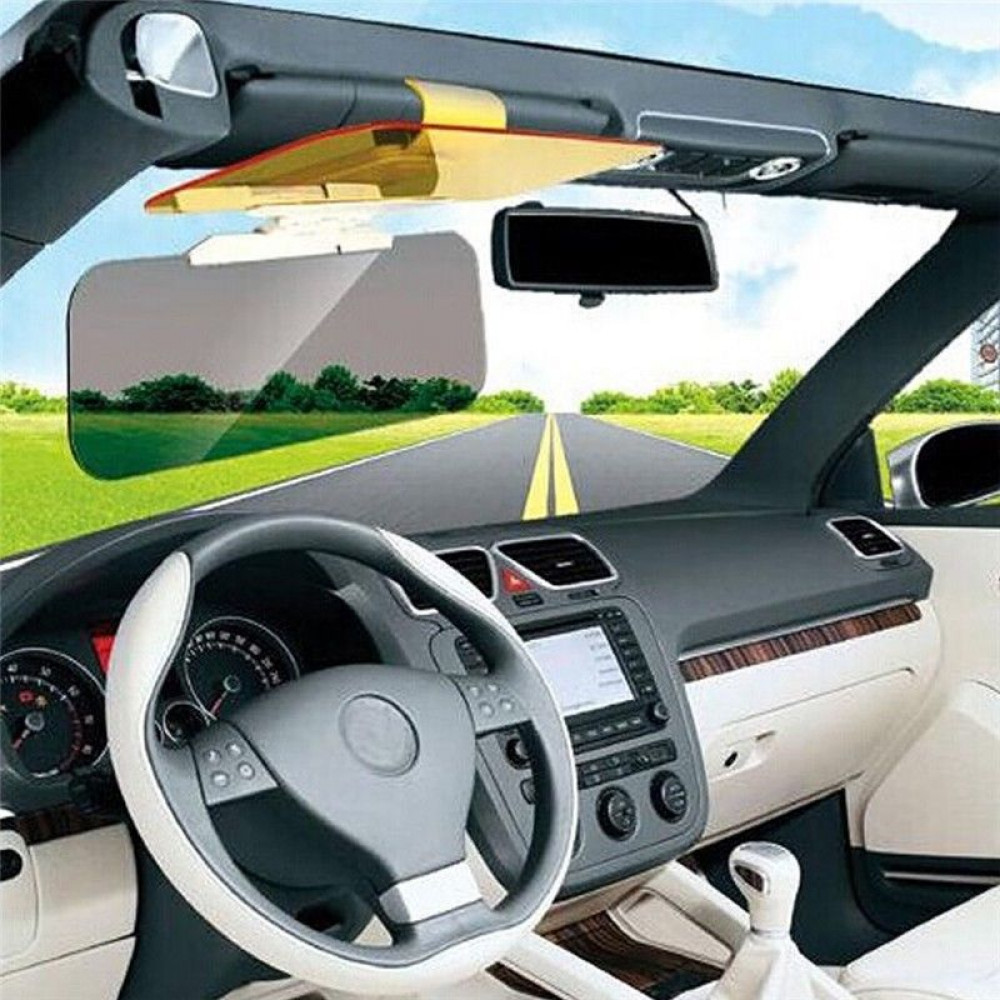 2-in-1 Day and Clear View Hd Vision Visor