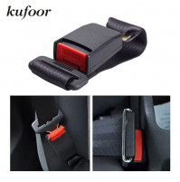 Auto Car Safety Belt Extender with Buckle, 36 cm
