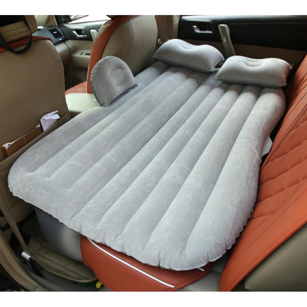 Piepūšamais matracis ērtai gulēšanai mašīnā