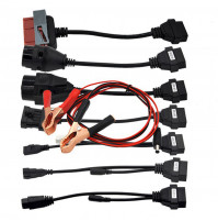 16pin OBD II cable to 2, 3, 2x2, 10, 12, 20, 30, 38 Pin for old cars Peugeot, Citroën, Fiat, Audi, Opel, GMC, BMW, Mercedes