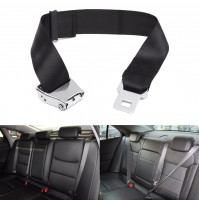 Plane seat belt extension for airplane seat, 40-70 cm