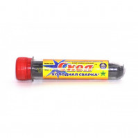 Universal mineral polymer glue Cold welding
