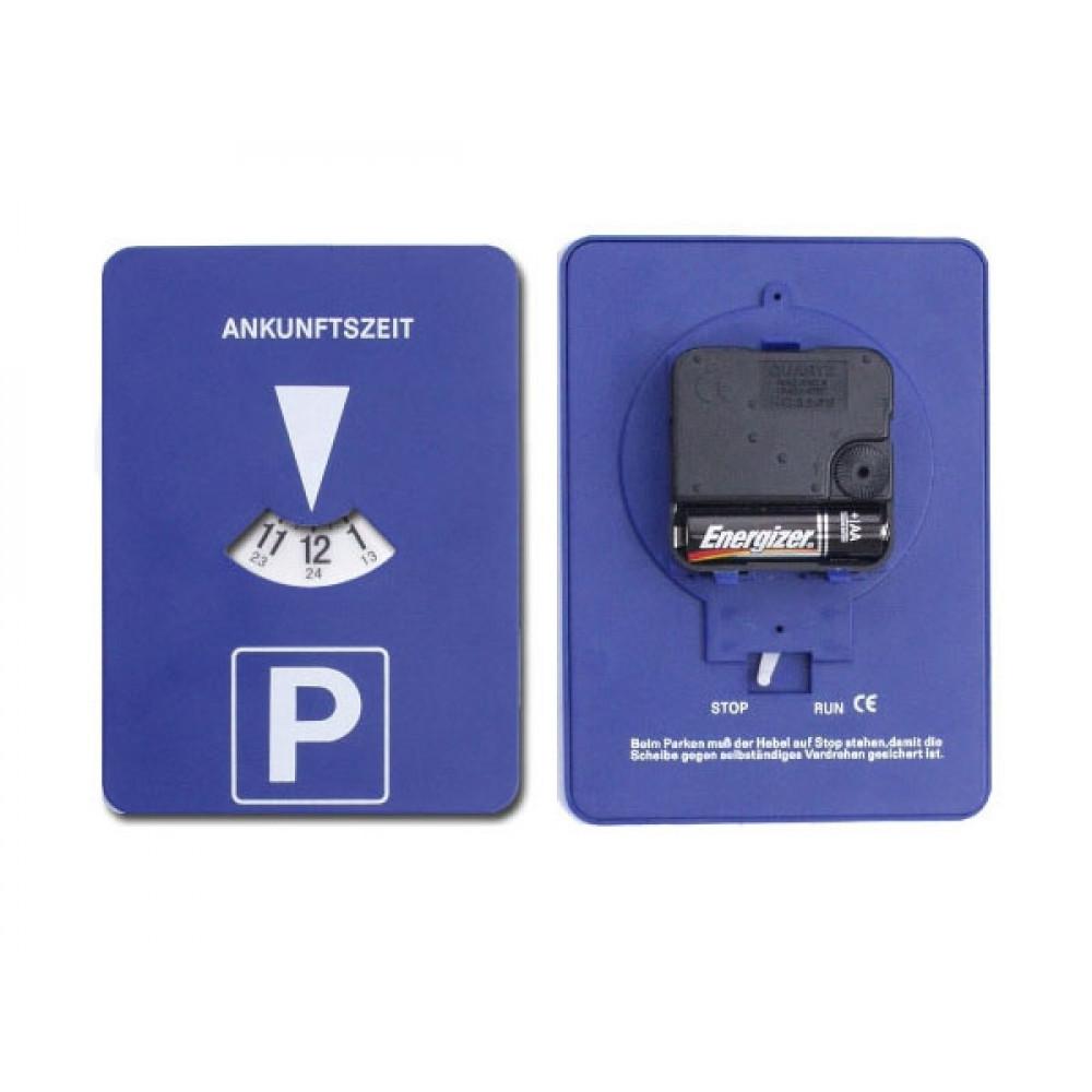 Smart Parking Disc Timer