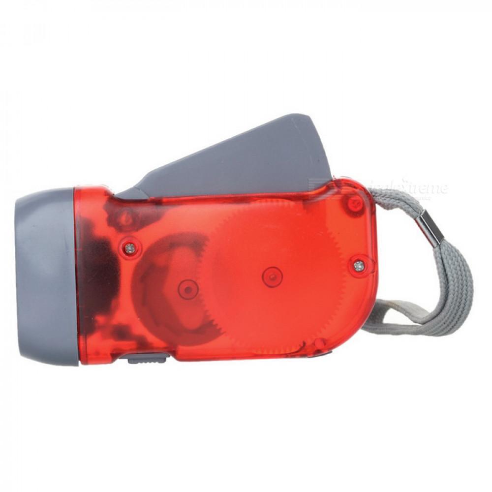 LED dinamo lukturis