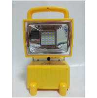 LED lamp with FM and MP3