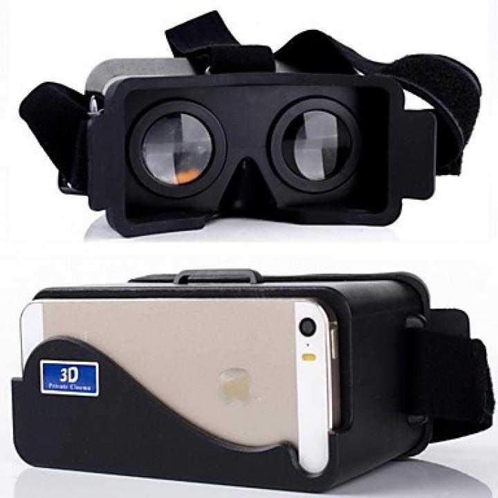 Terios 3D glasses for smartphones