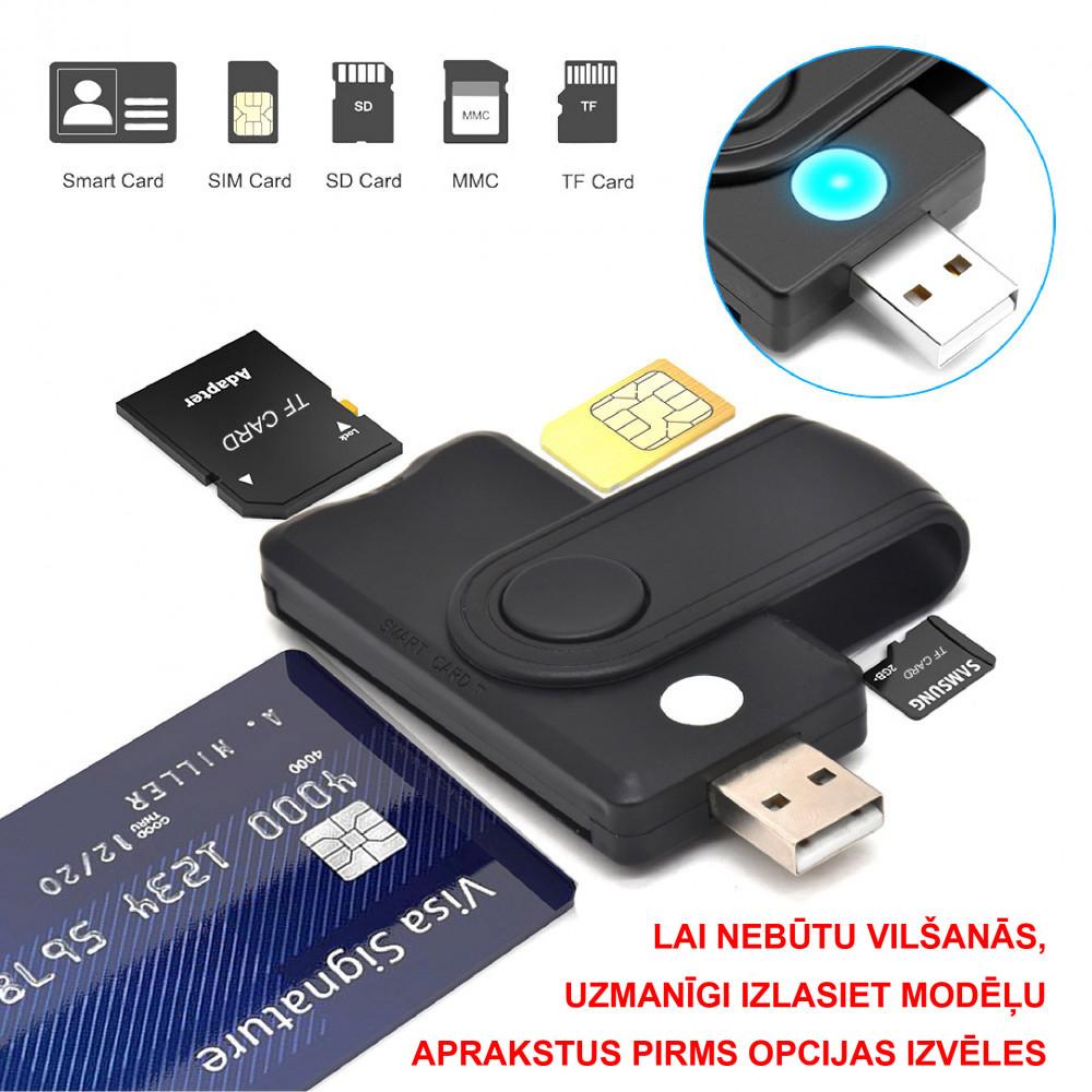 Smart card EID smart ID reader for e-id e-signature