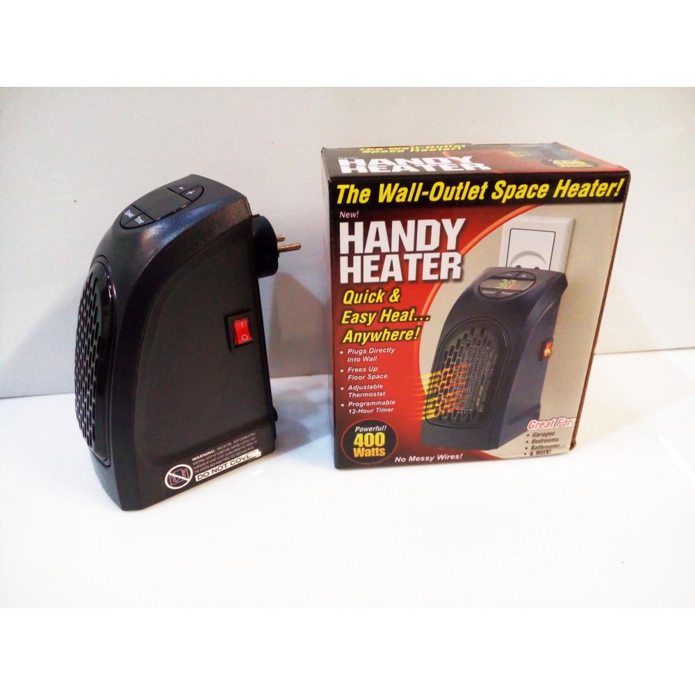 Compact Wall Handy Heater 400 W