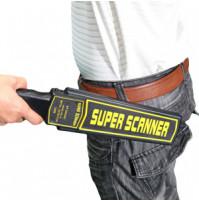 Super Scanner metal detector