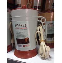Kafijas krūze-sildītājs