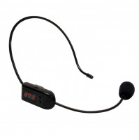 Wireless FM-Radio Headset for teachers, conferences, meetings, guides