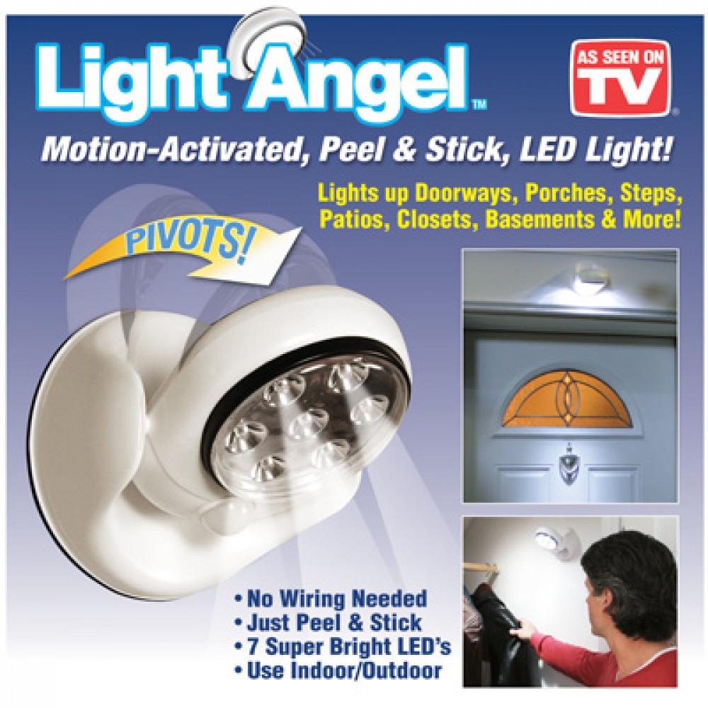 LED lukturis ar fotoelementu