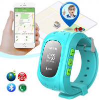 Smart Watch Kids Tracker Baby Q50 with GPS