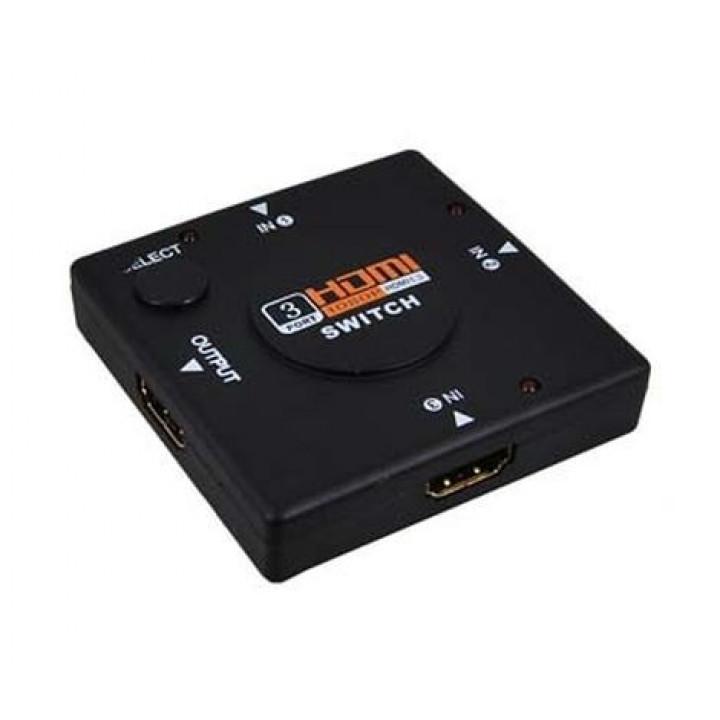3 PORT HDMI SWITCH SWITCHER
