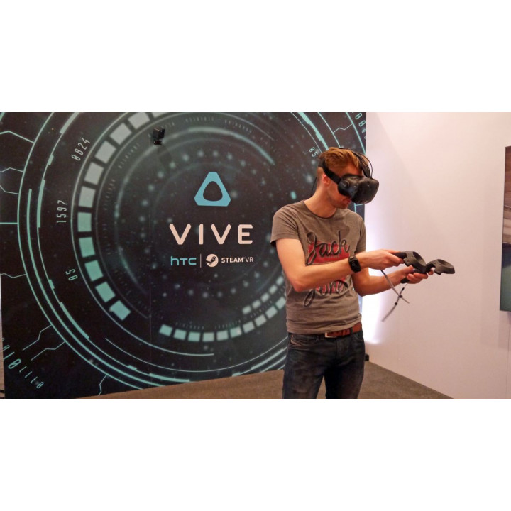 HTC Vive Virtual Reality Complete System