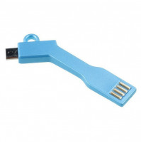 keyring - Micro USB Magnectic Data Charge Cable for Android
