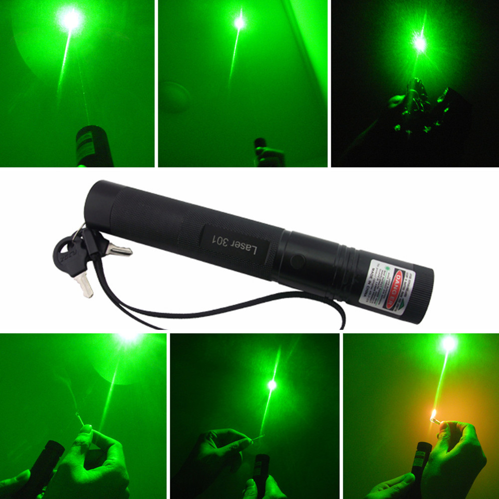 Green Laser with sky nozzle, chargeable battery and chargerPointer Pen Light Lazer / BANNED BY PTAC