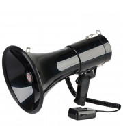 Professional rupor - Megaphone of an American Policeman MEGAPHONE MP 50W with mp3 payer