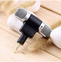 Mini microphone for smartphones