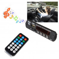 MP3 Player Board with  SD/ TF, USB 2.0, AUX in and Remote Control