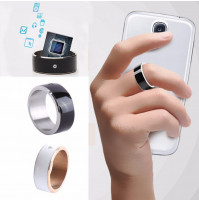 NFC smart ring for smartphones
