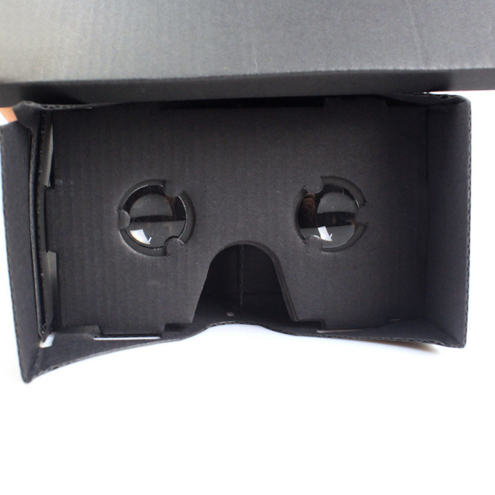 3D Viewing Glasses for 3.5 - 6 inches Screen